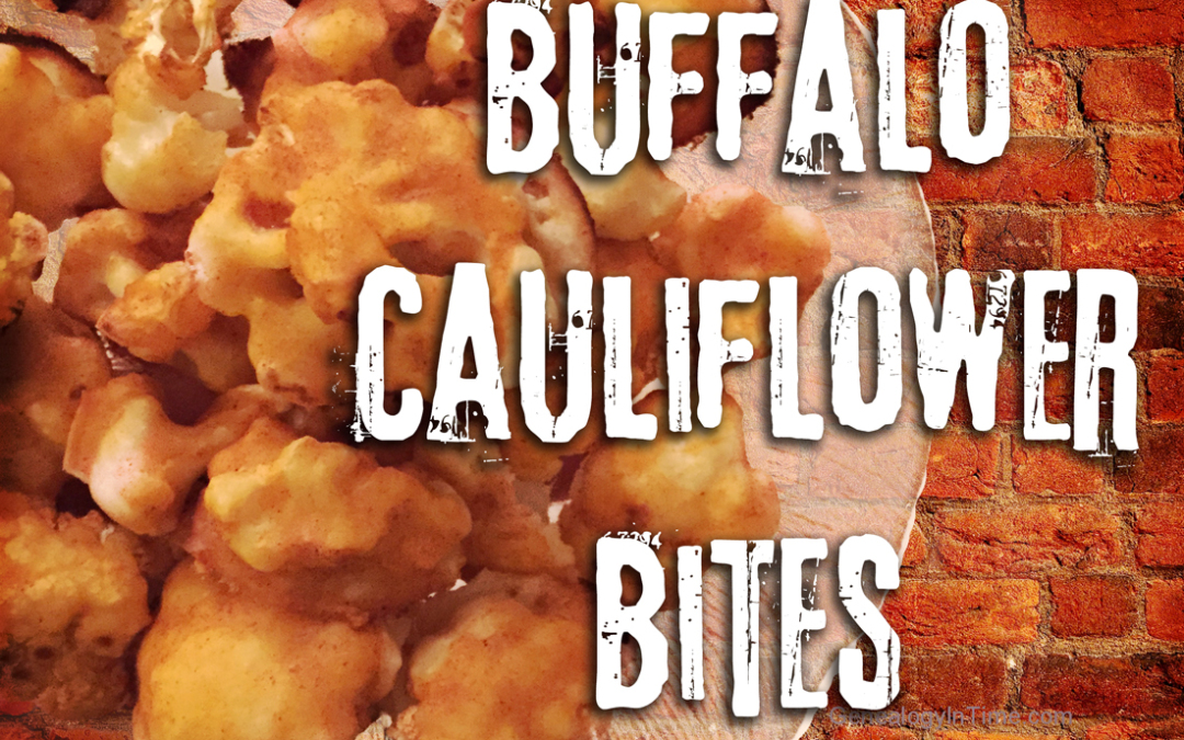 Bad Yogi Recipe: Buffalo Cauliflower Bites