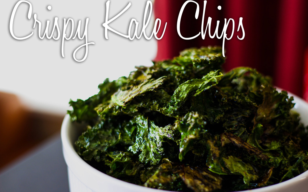 Superbowl Kale Chips!
