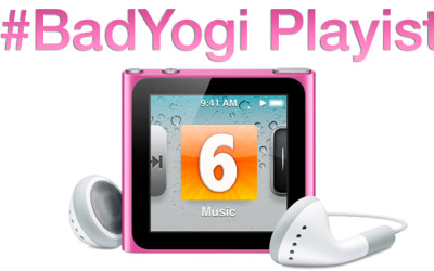 Bad Yogi Playlist: Spring Spunk!