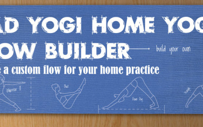 Bad Yogi Home Yoga Flow Builder